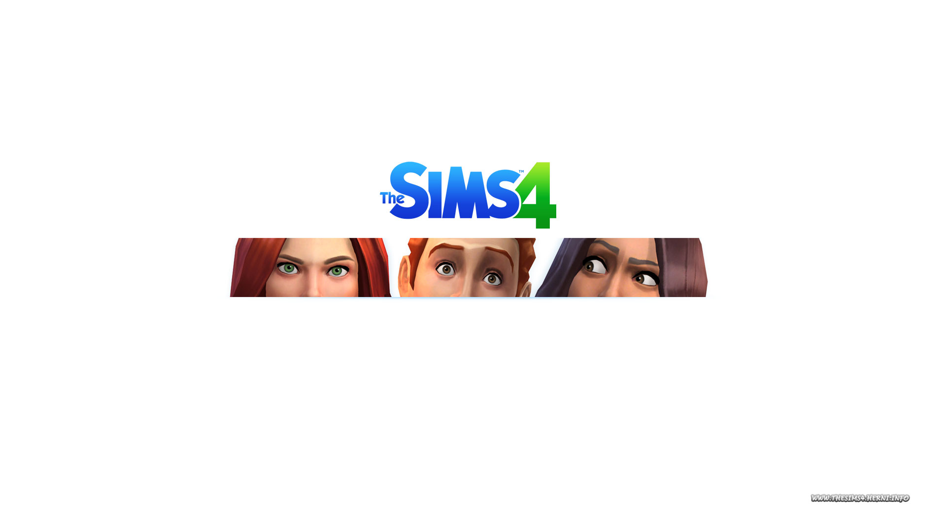 Tapeta ke hře The Sims 4